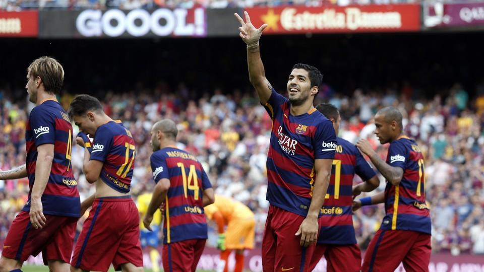 FCバルセロナ今後の試合日程 - FC Barcelona