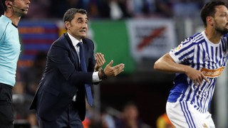 Ernesto Valverde: 'The fans made Iniesta's farewell even more special'