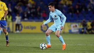 Las Palmas 1 - FC Barcelona 1