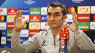 Ernesto Valverde: 'Betis will want possession, too'