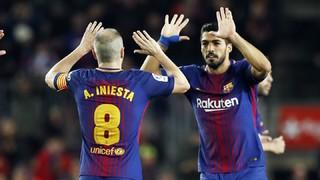 FC Barcelona 2 - Alavés 1 (3 minutos)