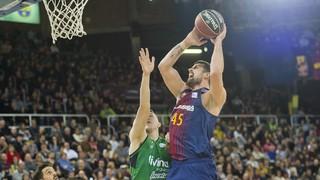 FC Barcelona Lassa 91 - Joventut 79 (ACB)