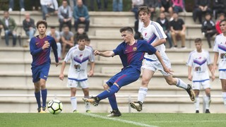 Top five Masia goals of the last weekend (30 September - 1 October)
