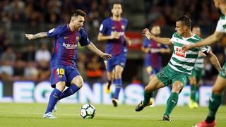 FC Barcelona - Eibar (1 minut)