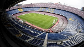 Camp Nou's deafening silence speaks volumes