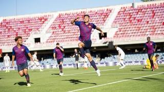 Juvenil A - Inter: Refuerzan el liderato (2-1)