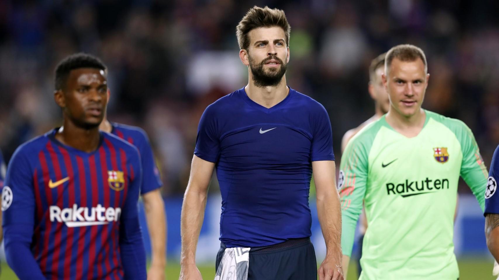 صور مباراة : برشلونة - إنتر ميلان 2-0 ( 24-10-2018 )  101529070