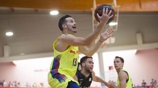 Divina Seguros Joventut-FC Barcelona Lassa: Derrota en un primer amistoso muy igualado (65-62)