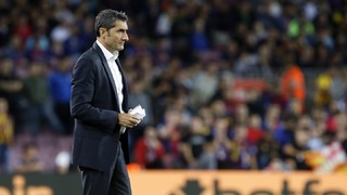Ernesto Valverde: Derby win not as easy at it looked