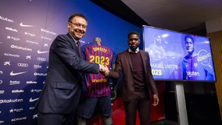 Agreement to extend Samuel Umtiti's contract