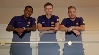 Arthur, Lenglet and Malcom: True or false?