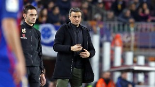 Luis Enrique: We dedicate this to the fans