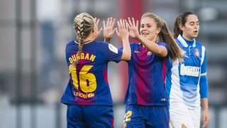 FC Barcelona 4 - Espanyol 0