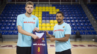 Phil Pressey nuevo embajador ONE TEAM del FC Barcelona Lassa