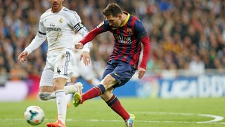 Real Madrid 3 - FC Barcelona 4 (Liga 2013-14)