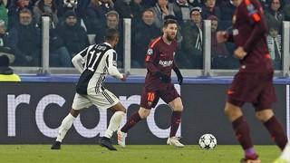 Scoreless draw at Juventus sends Barça to last 16 as group winners