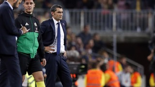 Ernesto Valverde: 'We have the players to cover for Messi'