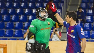 Match Report: Barça Lassa beats Hockey Forte, 2-0, in European League opener