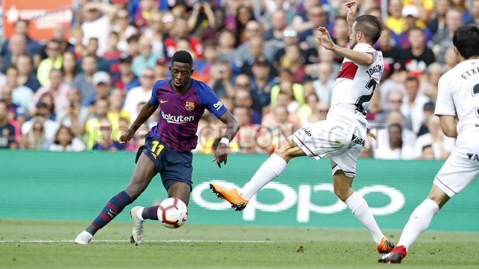 صور مباراة : برشلونة - هويسكا 8-2 ( 02-09-2018 )  97419504