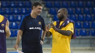 """Bartzokas: """"We have to think about winning"""""""