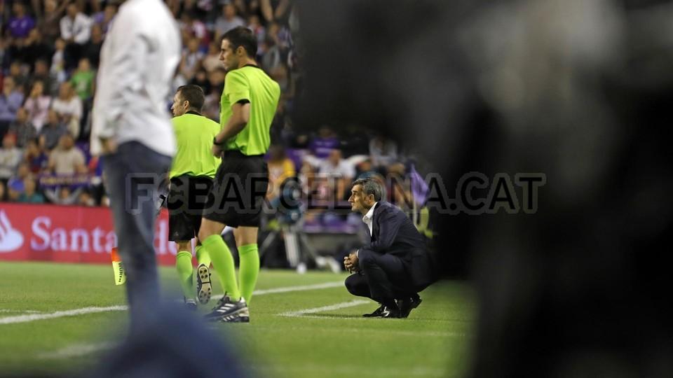 صور مباراة : بلد الوليد - برشلونة 0-1 ( 25-08-2018 )  96768497