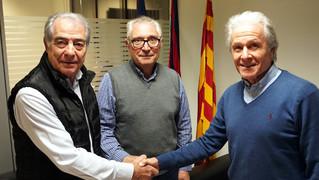 Seguint el calendari electoral, la junta directiva de l'Agrupació ha dimitit aquest dimecres. També s'ha nomenat la Junta Electoral