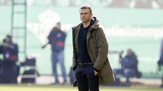 Luis Enrique: We rescued a point