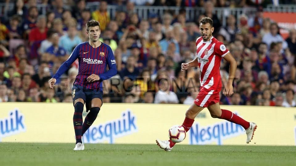 صور مباراة : برشلونة - جيرونا 2-2 ( 23-09-2018 )  99533809