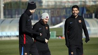 Move of the week #6: El túnel de Luis Suárez a Gerard Piqué