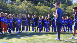 FC Barcelona master class in Japan