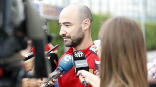 """Fran Sánchez: """"Arribem amb confiança a l'inici de la Lliga"""""""