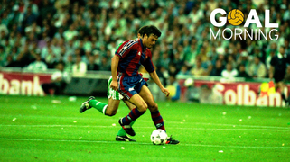 GOAL MORNING!!! Golazo de Luis Enrique vs Betis!