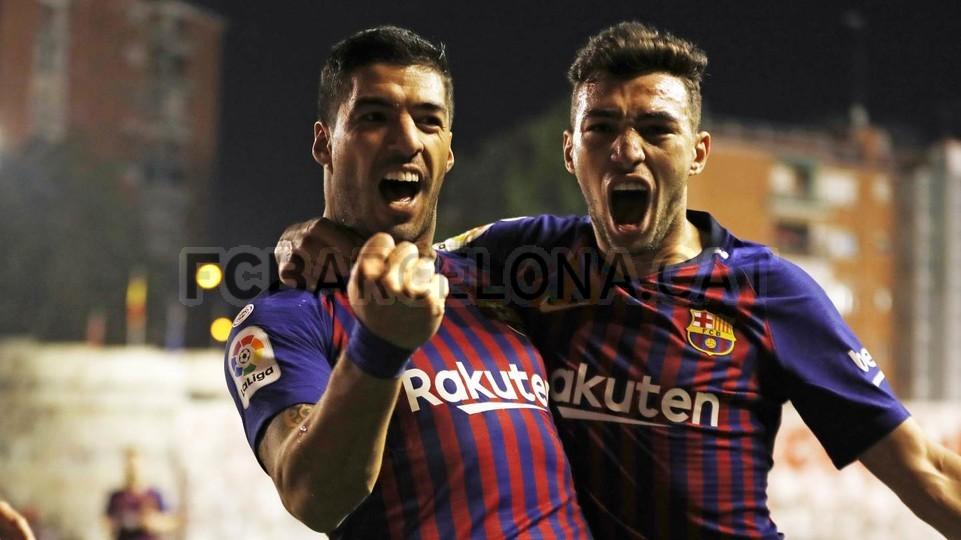 صور مباراة : رايو فاليكانو - برشلونة 2-3 ( 03-11-2018 )  102038514