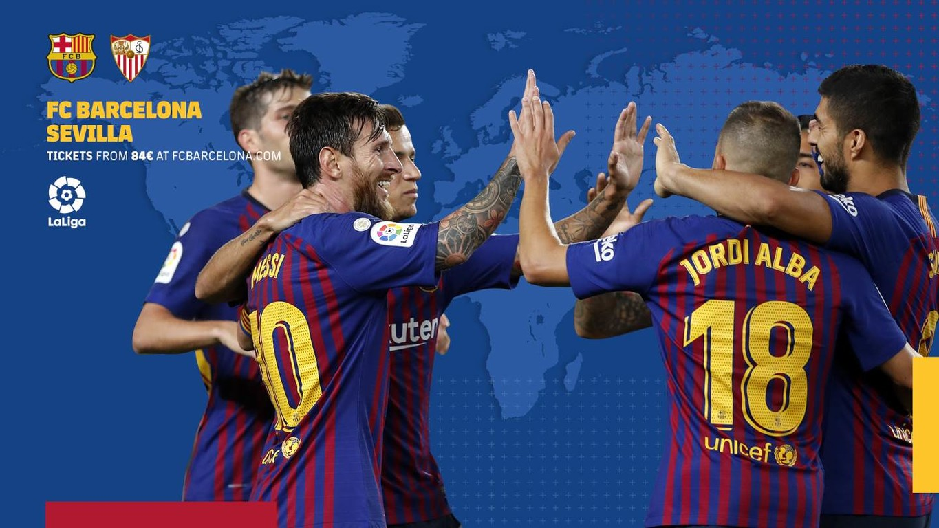Wherever you are in the world, this page should help you to make sure you can see the game, set for Saturday at 8.45pm CEST at Camp Nou