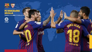 Detil waktu penayangan saluran televisi seluruh dunia untuk laga kesembilan Liga Champions  FC Barcelona di musim 2018/19 yang akan dimainkan di Camp Nou pada hari Sabtu