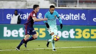 Eibar 0 - FC Barcelona 4 (1 minut)