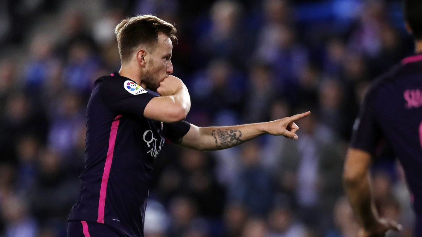 The blaugrana are yet to lose at Cornellà and are on a streak of seven derbies without a loss
