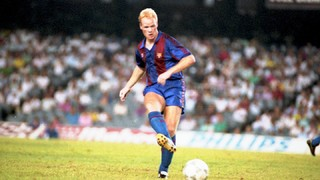 GOAL MORNING! The great goal scored by Ronald Koeman against Trabzonspor