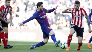 FC Barcelona 2 - Athletic de Bilbao 0 (3 minutes)