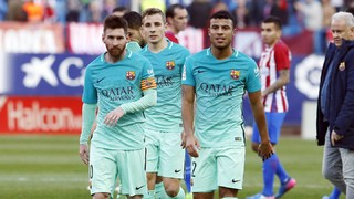 Rafinha: 'We came out strong and believed until the final whistle'