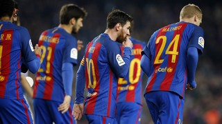 FC Barcelona 2 - Leganés 1 (1 minuto)