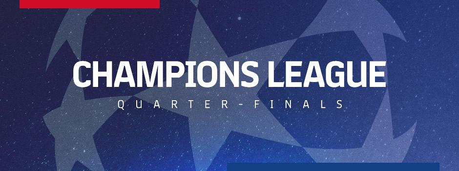 Champions Quarter-final tickets