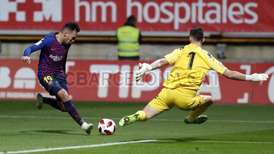 صور مباراة : كولتورال ليونيسا - برشلونة 0-1 ( 31-10-2018 ) كأس ملك إسبانيا 101924340