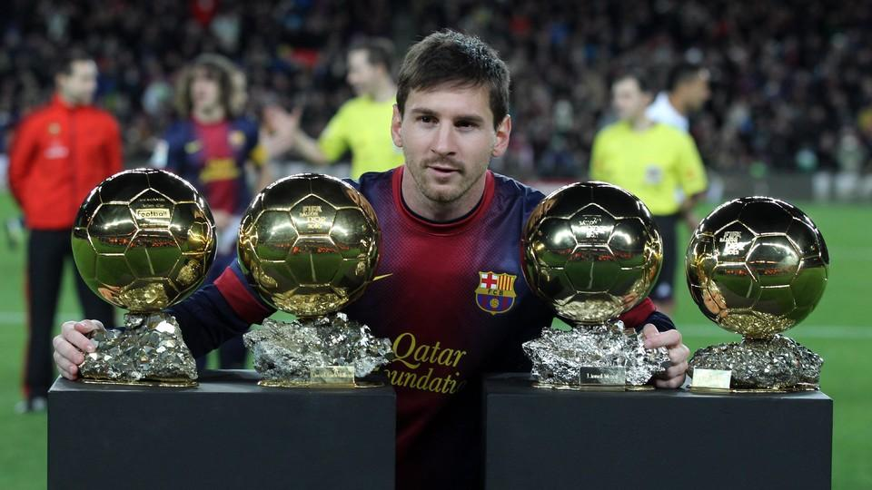 Heres A Look Back At The Crucial Moments In Leo Messis Careers FC Barcelona Argentine Just Extended His Contract With Club Through 2018