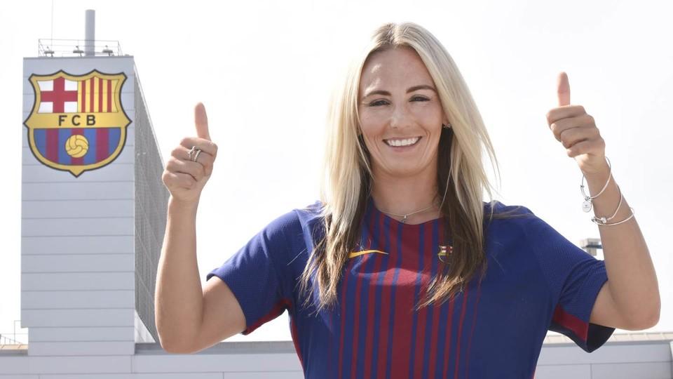 Seasons Of Largo >> Toni Duggan signs for FC Barcelona Women - FC Barcelona