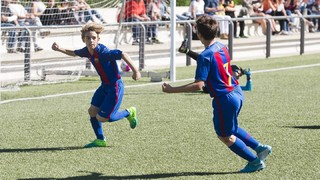 Top five La Masia goals of the first weekend of May