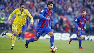 FC Barcelona 5 - Las Palmas 0 (1 minuto)