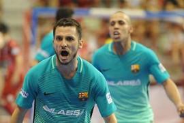 ElPozo Murcia - FC Barcelona Lassa (2-2, 1-3) (Playoff LNFS)