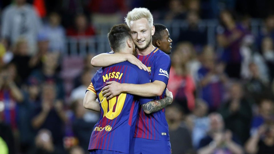 Ivan Rakitic: 'If you don't enjoy football at Barcelona, you don't enjoy football' - FC Barcelona