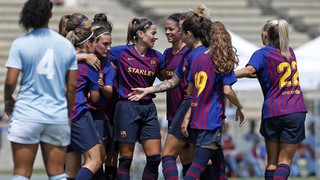 Barça rolls to 5-0 win over SoCal at UCLA in pre-season opener